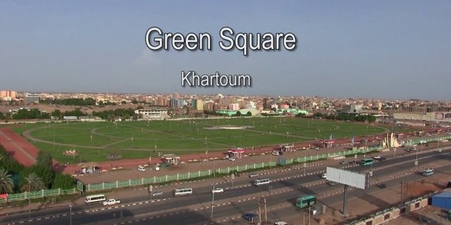 "Student Documentary ""Green Square"" Khartoum"