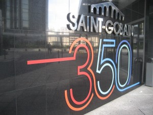 Saint Gobain 350 yrs Photo G  Waghorn